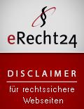 Siegel Disclaimer